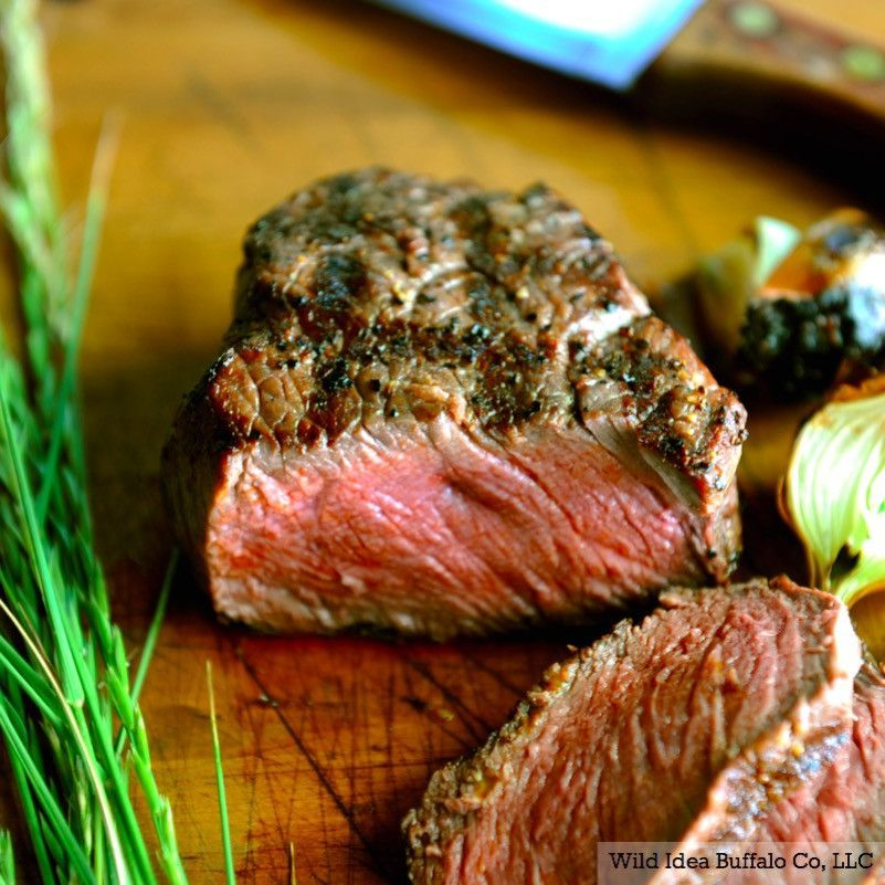 how to cook bison steak cubes
