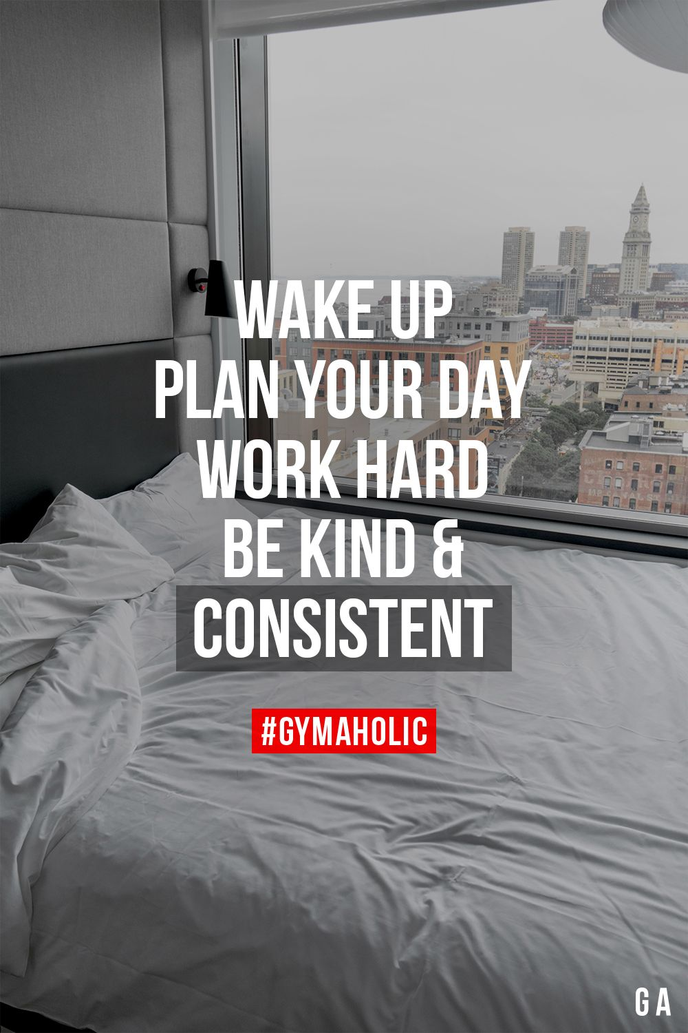 Wake Up Plan Your Day Work Hard Be Kind And Consistent Hard Work Quotes Motivational Quotes For Working Out Fitness Motivation Quotes Funny