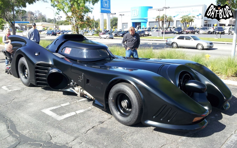 Batmobile From The Movie Batman Cars Movie Batman Car Batmobile