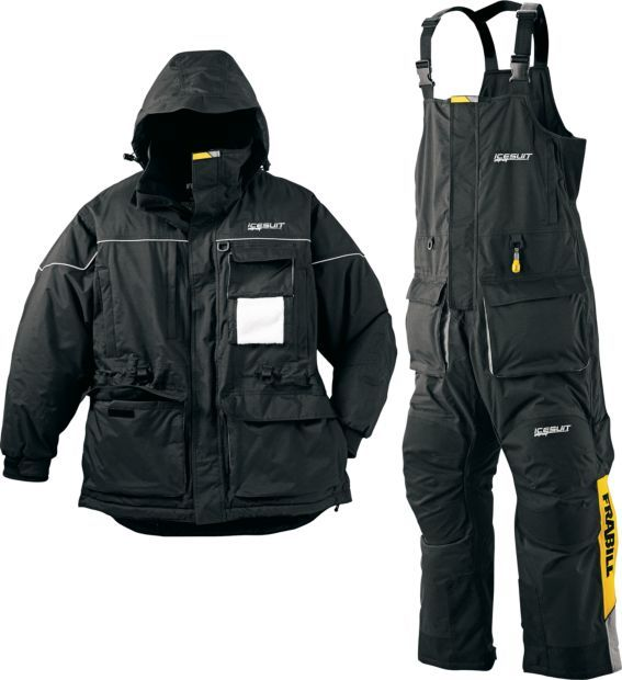 Frabill ice fishing suit cabela 39 s fishing stuff for Ice fishing jacket