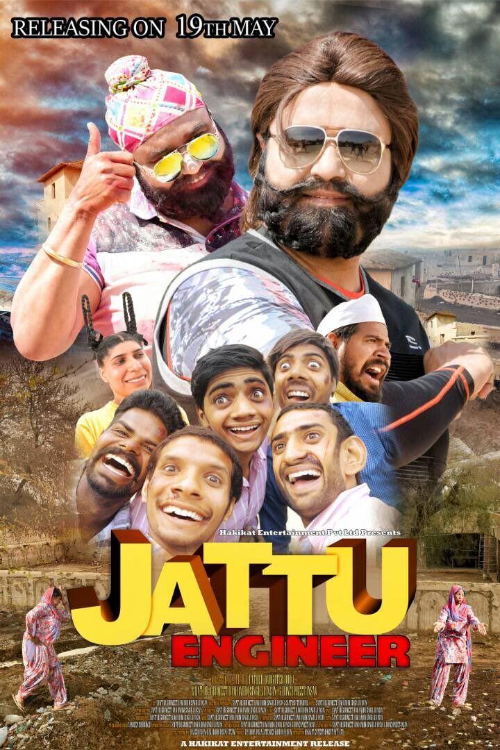 Gurmeetramrahim S Jattuengineeron19may First Look Unveiled On Twitter Https Techfactslive Com Gurmeet Movies Online Streaming Movies Free New Comedy Movies