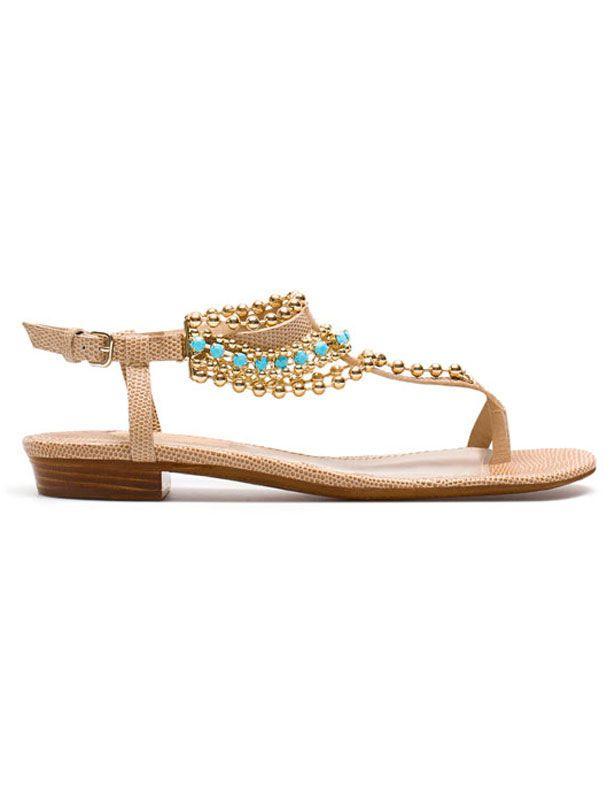 cfa11d094 El falso plano - Compras Elle - Moda Primavera Verano 2012 - Lo último en  tendencias