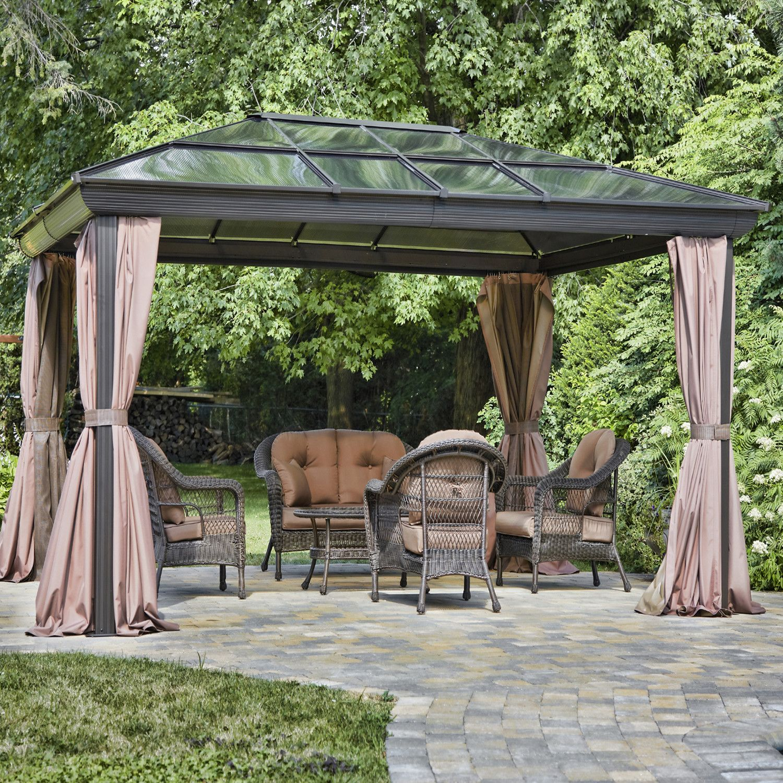 outdoor patio gazebo for sale canopy patio wedding party backyard