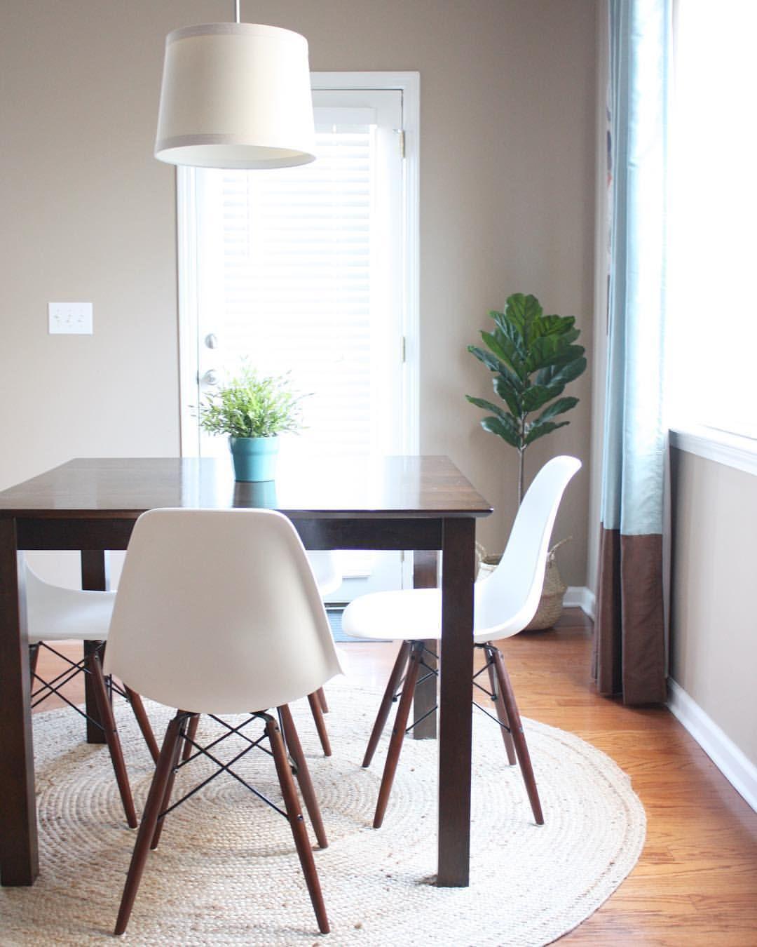 Mid century modern breakfast room/nook | Dining Room Decorating ...