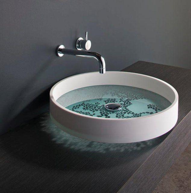 Außergewöhnliche Waschbecken