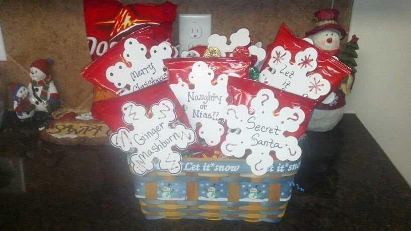 secret santa gift decorating ideas christmas pinterest