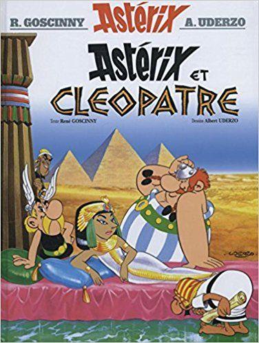 Bande Dessinee Asterix Asterix Et Cleopatre N 6 Rene