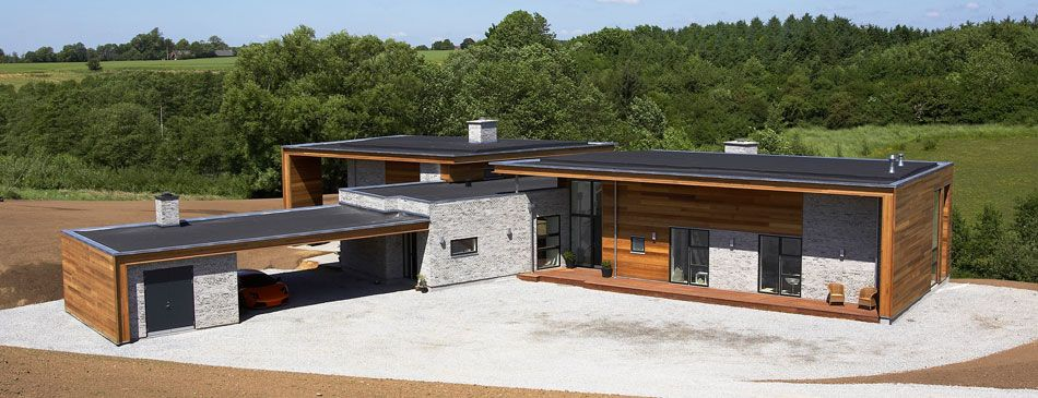 Belle Møllebanke - Luksus villa i Stouby -