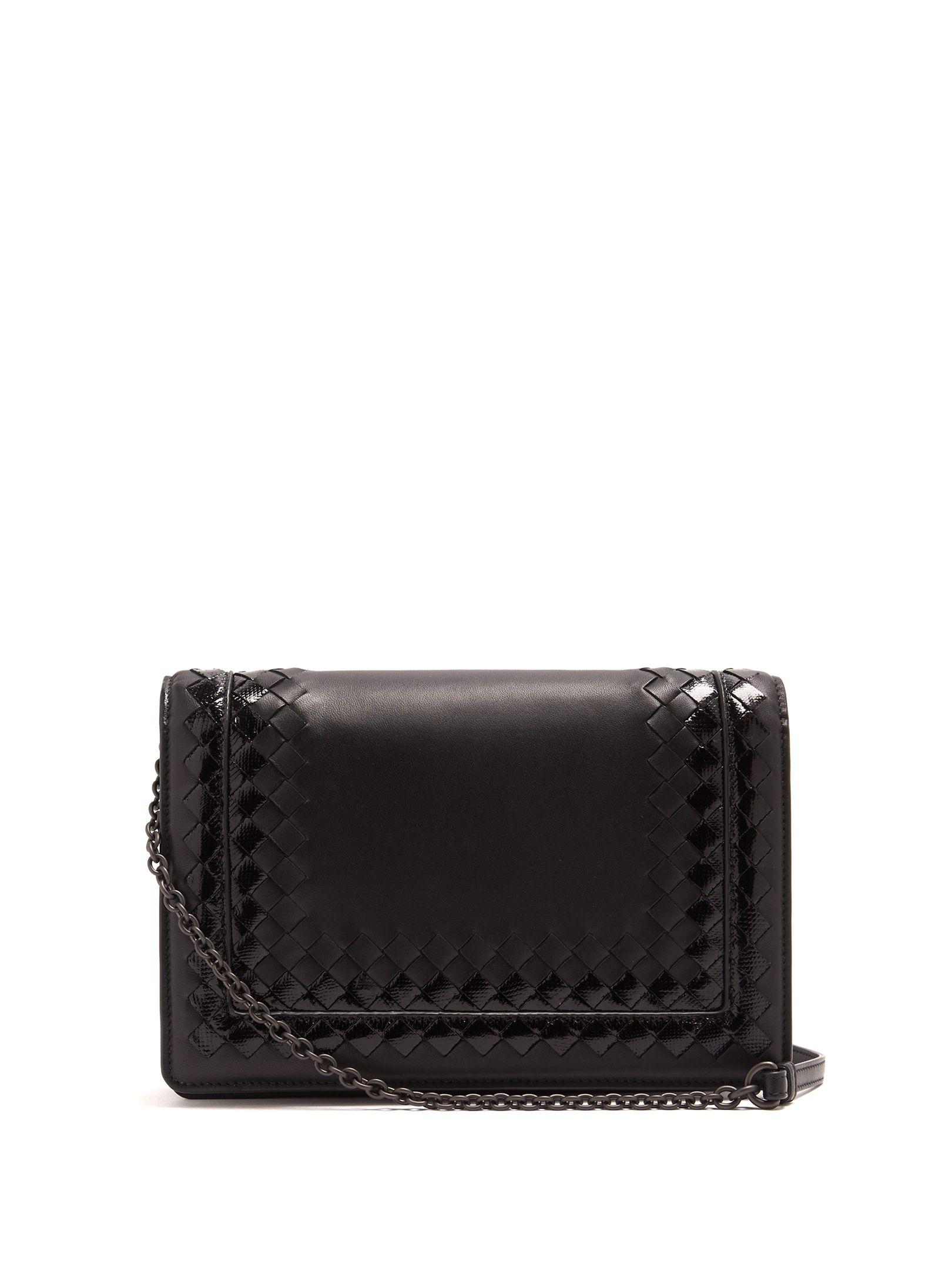 7ada8c9ef1 BOTTEGA VENETA Montebello leather shoulder bag.  bottegaveneta  bags   shoulder bags  leather