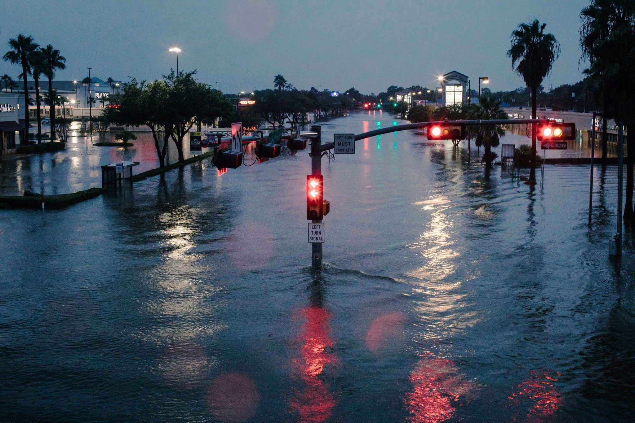 How Hurricane Harvey Became So Destructive Houston Flooding Hurricane Texas Hurricane