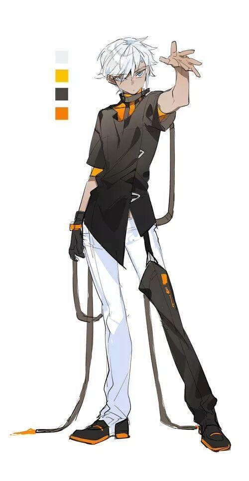 Pin On Anime Boys Design Full Body