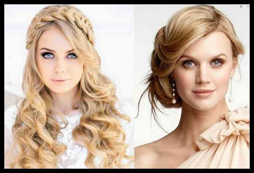 Top Tips To Find The Perfect Wedding Hairstyle For Your Face Shape Mrshairdesing Thick Hair Styles Hair Styles Simple Wedding Hairstyles
