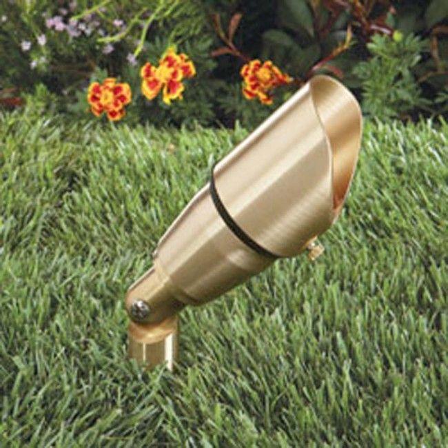 12 Volt Solid Brass MR-16 Bullet Light by Vista Pro Lighting at Louielighting. & 12 Volt Solid Brass MR-16 Bullet Light by Vista Pro Lighting at ... azcodes.com