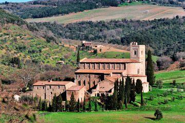 Abbey of Sant'Antimo, Siena