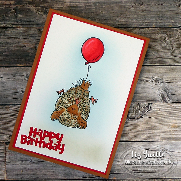 Hey Chick and Hey Birthday Chick Card Selection -