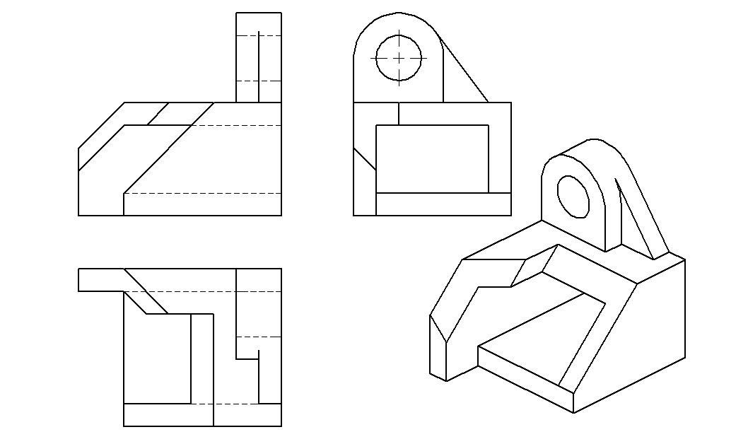 isometric drawing exer...