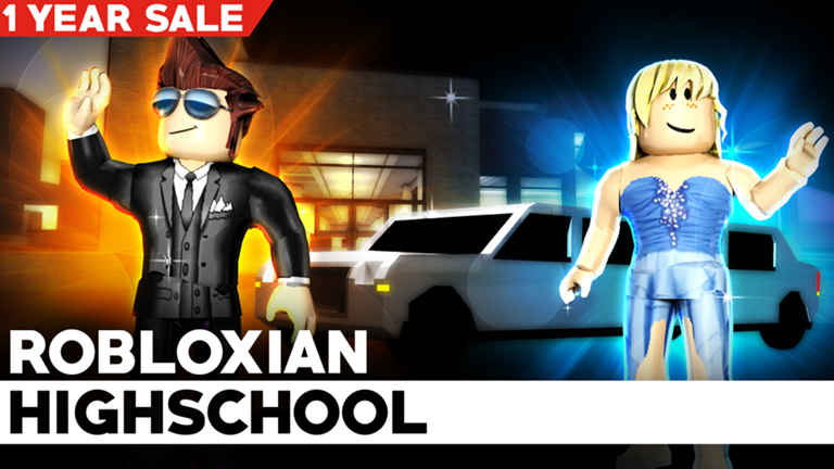 Check Out Robloxian Highschool It S One Of The Millions Of Unique