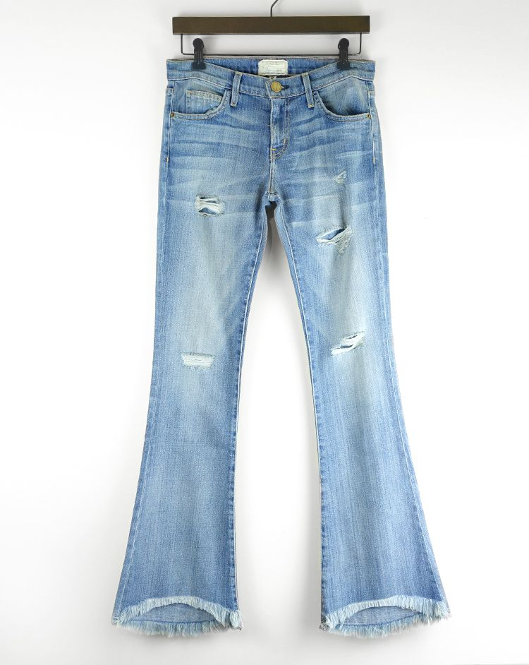 Flip Flop Jean, Super Loved Destroy | Ragged Row