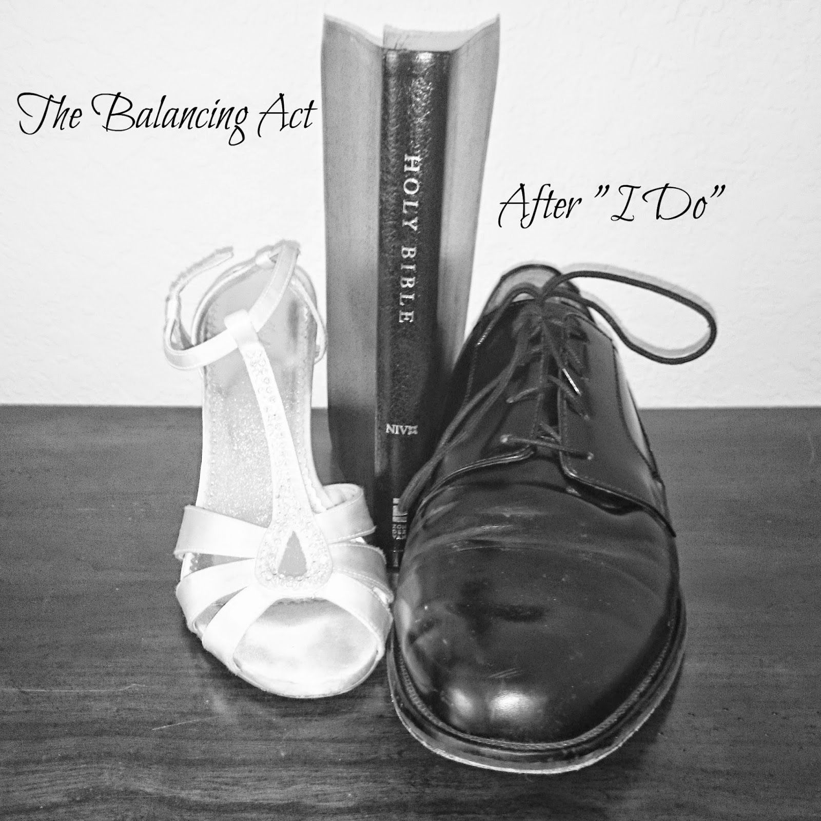 "The Balancing Act After ""I Do"" - Contributor article on Sew Crafty Angel"