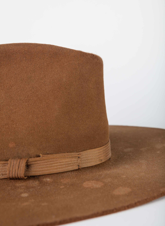 0c3a696edf9c4c imogene + willie · Vintage Stetson Brown Western Hat | hats ...