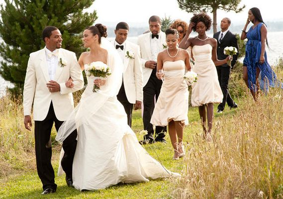 Jumping The Broom Bridal Party