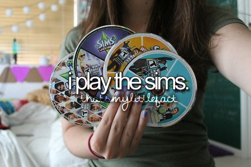 The Sims <3