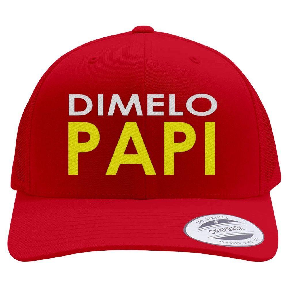 Dimelo Papi` Retro Trucker Hat