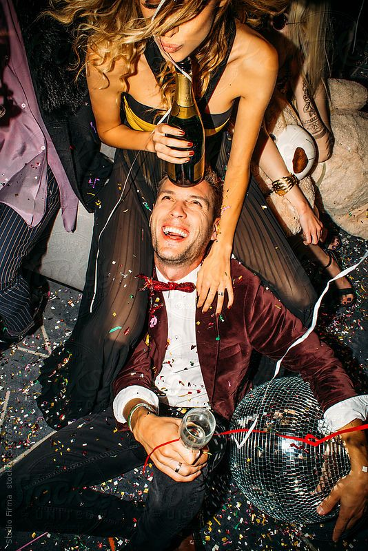 Happy People New Year S Party By Studio Firma Party Photoshoot New Year Photoshoot Party Fashion
