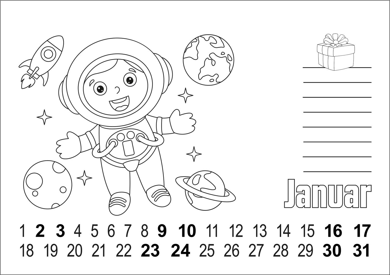 Kalender 2021 Ausmalbilder Unterrichtsmaterial In Den Fachern Fachubergreifendes Kunst Kunst Grundschule Ausmalen Ausmalbilder