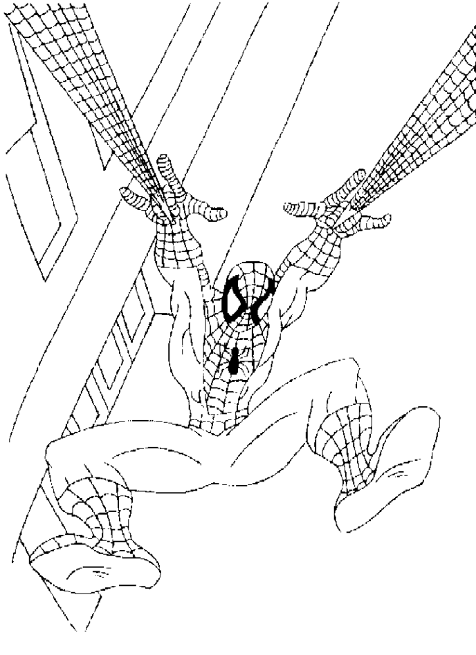 scooby doo coloring pages | amazing coloring pages spiderman ...
