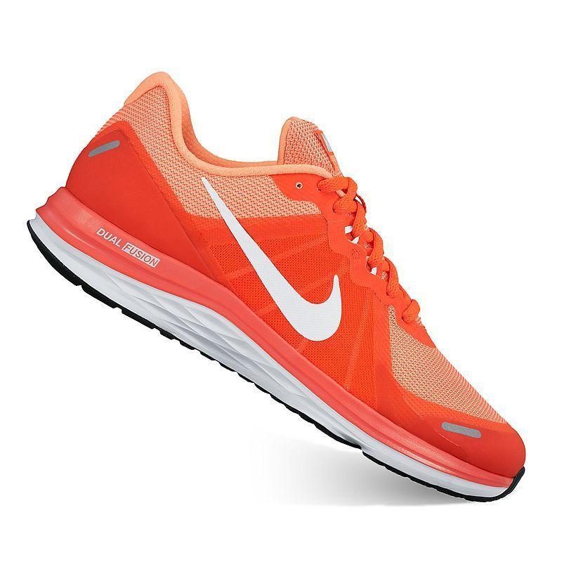 Nike Dual Fusion X 2 Women's Running Shoes, Dark Blue