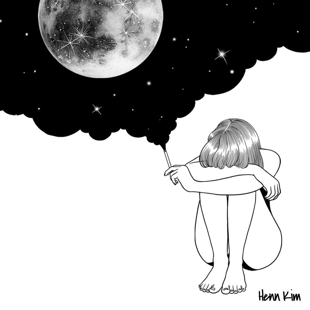 Pin di Chiara Pag su Henn Kim   Illustrazioni, Disegno ...