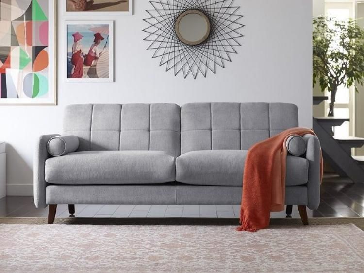 15 Best Sofas To Go With Any Type Of Decor Simple Sofa Sofa