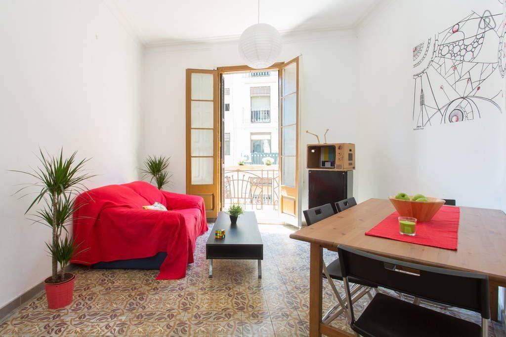 Ganhe uma noite no BLUE Room em Barcelona no Airbnb!