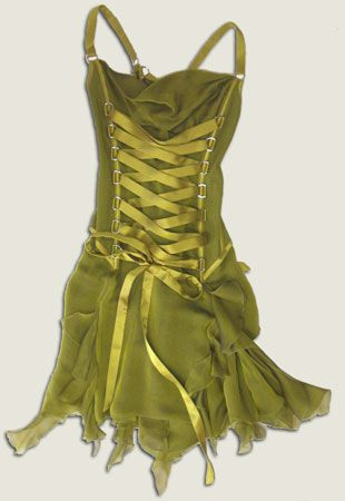 Versace Corset Dress I Own A Black No Name Version Of This