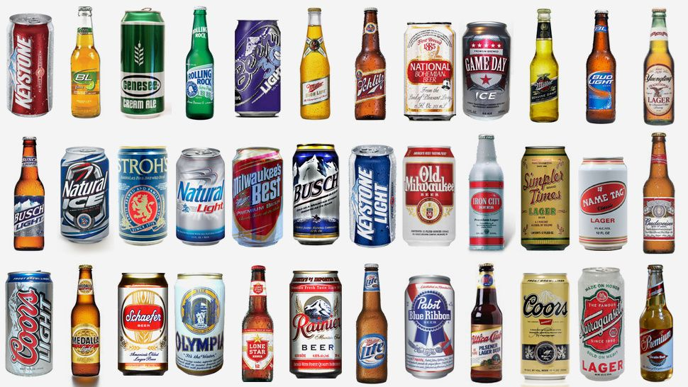 36 Cheap American Beers Ranked American Beer Best Cheap Beer Beer Brands