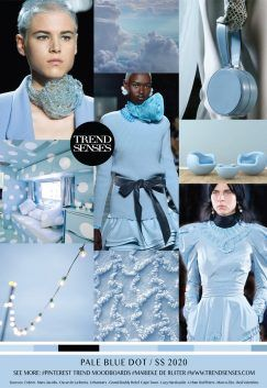 MOODBOARD – PALE BLUE DOT – SPRING /SUMMER 2020