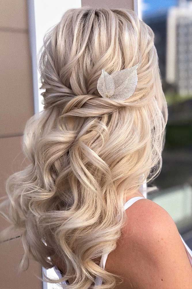 Ideas Of Formal Hairstyles For Long Hair ★ in 2020 ...