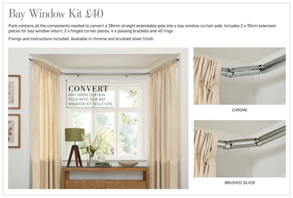 Curtain Poles Tie Backs Home Furnishings Home Furniture