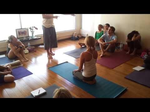 yoga adjustments with tim feldmann kapotasana from