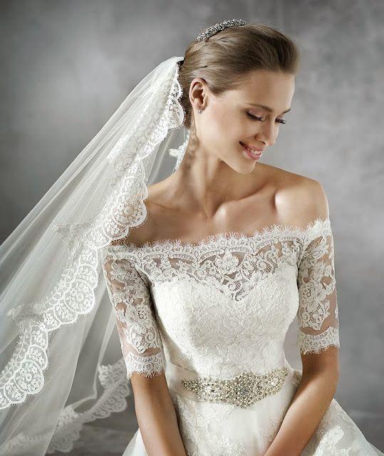 guia tipos de telas de vestidos de novia - blog mi boda - tela ...