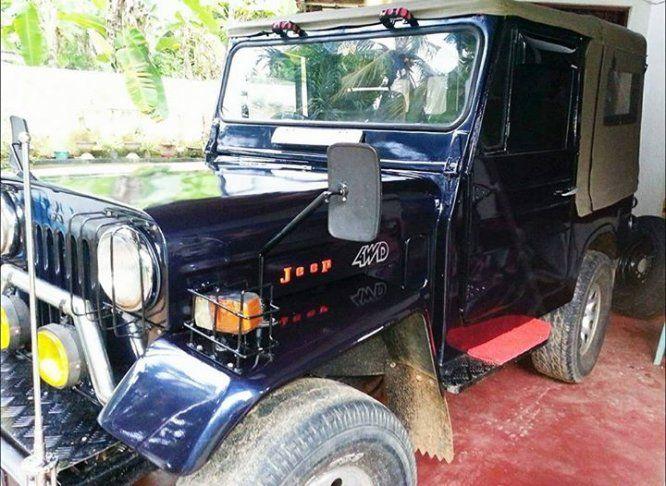Jeep For Sale Sri Lanka: Jeep Mitsubishi Mitsubishi 4dr5 For Sale Sri Lanka. 31