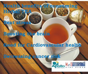 """#Herbal tea is made from a variety of plants, herbs and spices and in many countries cannot be called """"tea"""" since it does not come from the Camellia sinensis plant. #healthyliving #tea health benefits"""