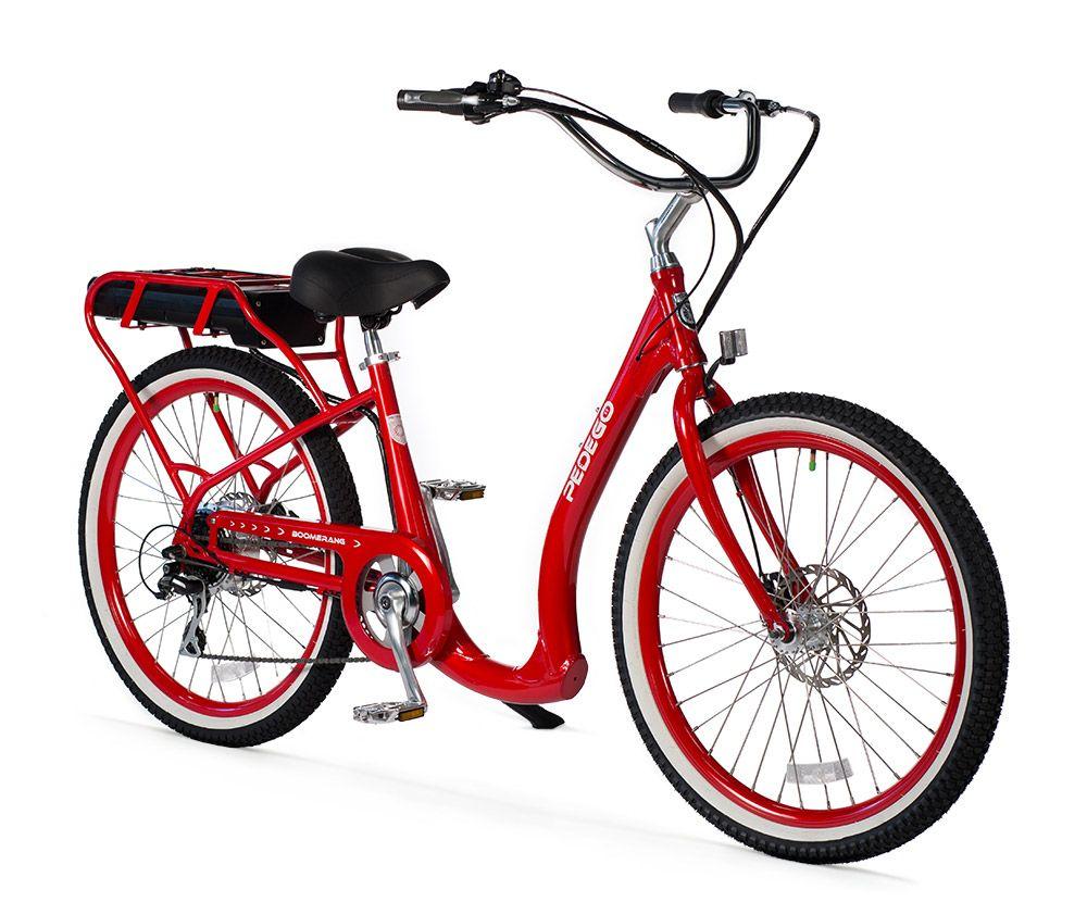 Boomerang Pedego Electric Bikes Bike Electric Bike Bicycle Women