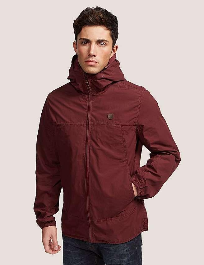 red Pretty Green Festival Jacket | Outerwear | Pinterest | Pretty ...
