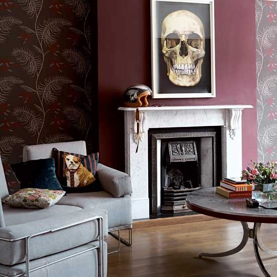 New Home Interior Design: Take A Tour Around A Rock'N'Roll