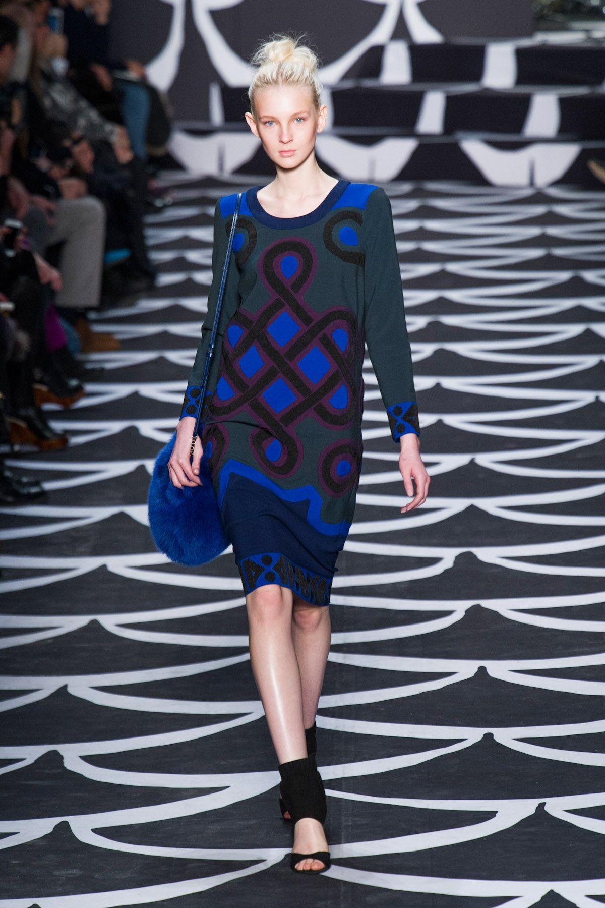 Diane von Furstenberg | Nova York | Inverno 2015 RTW