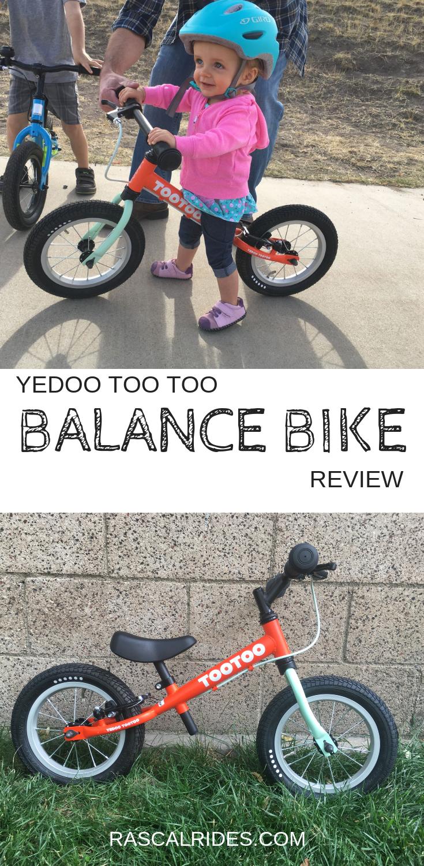 Yedoo Too Too Balance Bike Review Balance Bike Bike Reviews Bike