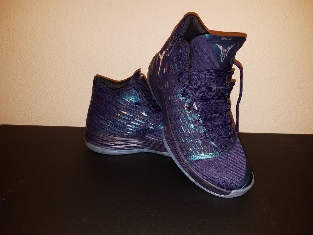 Nike Air Jordan Melo M13 Purple Dynasty