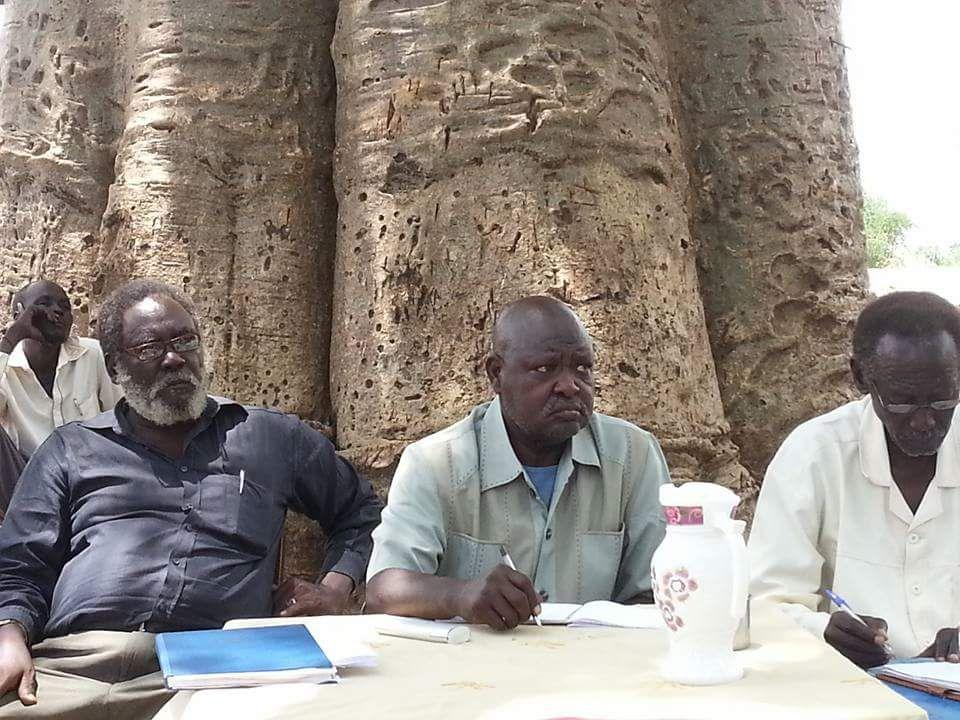 رسالة من الاستاذ زايد عيسي زايد، حاكم اقليم النيل الازرق، الحركة الشعبية لتحرير السودان شمال